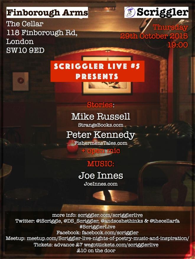 Scriggler Poster Oct29 final
