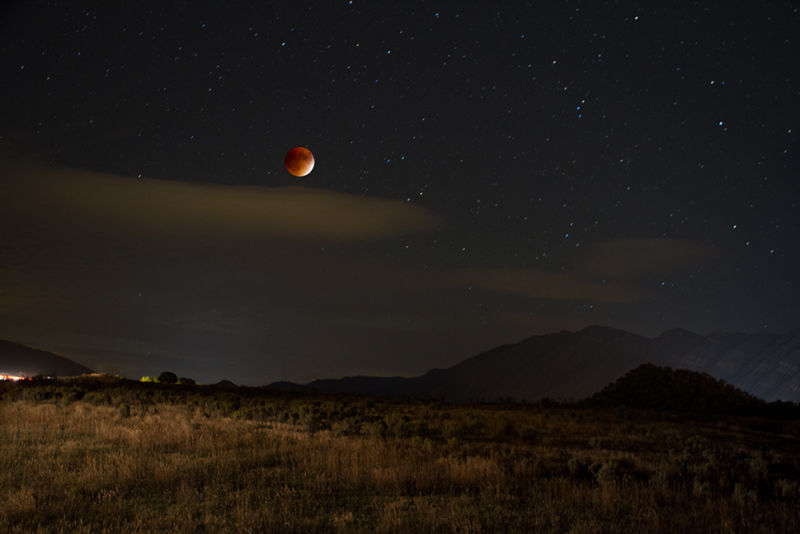 Oddly Beautiful Photos of the NightSky