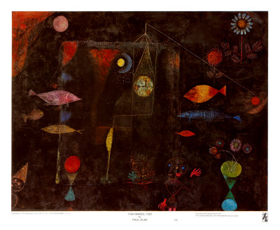 Fish Magic Paul Klee