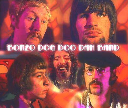 The Bonzo Dog Doo-Dah Band – top 5 strangestsongs