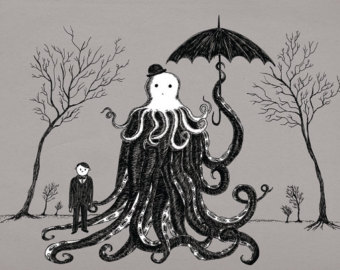 Artwork Inspired by H.P.Lovecraft