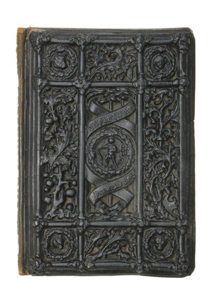The Beautifully Ornate Book Covers of Days LongGone