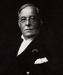 Montague Rhodes James. 1862-1936