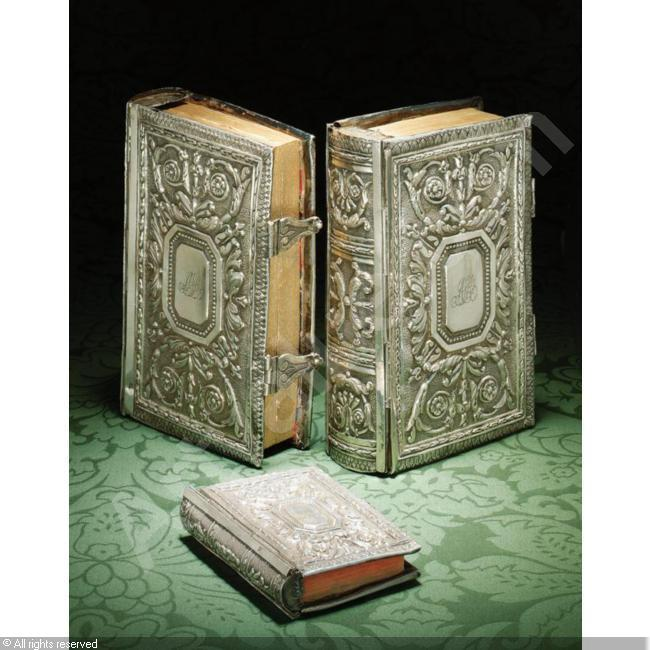 SEGRE Benaja,ITALIAN BOOK BINDINGS,Sotheby's,New York