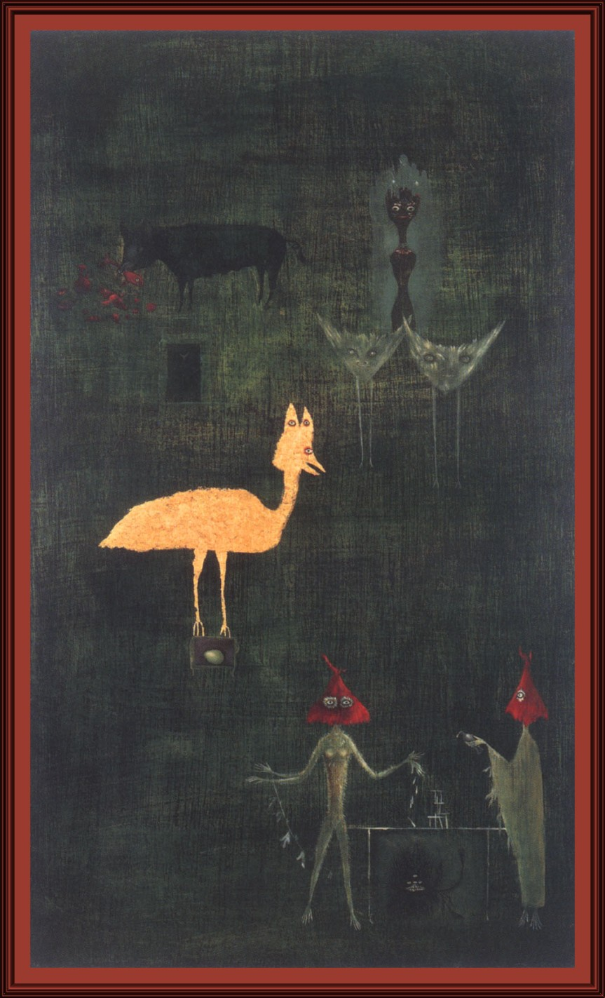 Leonora Carrington – Quotes