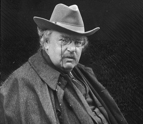 The Vanishing Prince – G. K.Chesterton