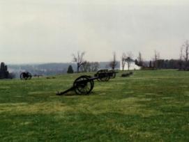 The Dead Must Die. Bull Run Battlefield, VA (April 22, 1990, © F. P. Dorchak)