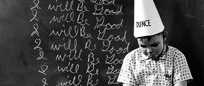 Dunce – A ShortStory