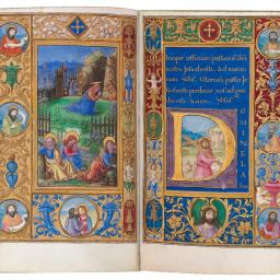 Book of Hours – A Source of Beautiful Images