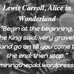 Alice in Wonderland – Quotes
