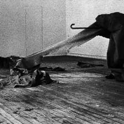 """Joseph Beuys Talks about his Art: """"Everybody is an Artist"""""""