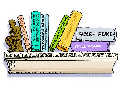 BOOK QUIZ – Who should YOU readnext?