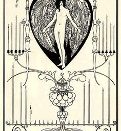 A Week of Aubrey Beardsley – Thursday