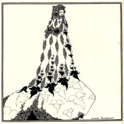 A Week of Aubrey Beardsley – Tuesday