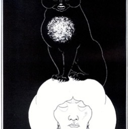 A Week of Aubrey Beardsley – Sunday