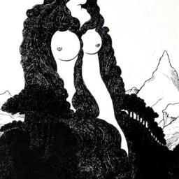 A Week of Aubrey Beardsley – Friday
