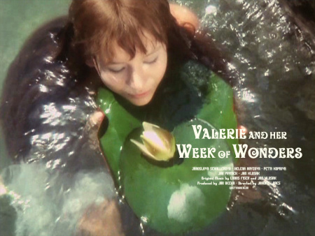 Valerie and Her Week of Wonders(1970)