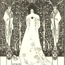 A Week of Aubrey Beardsley – Wednesday