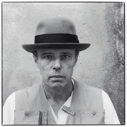 The Monday Poem – For Joseph Beuys the day of his death by Rebecca Horn