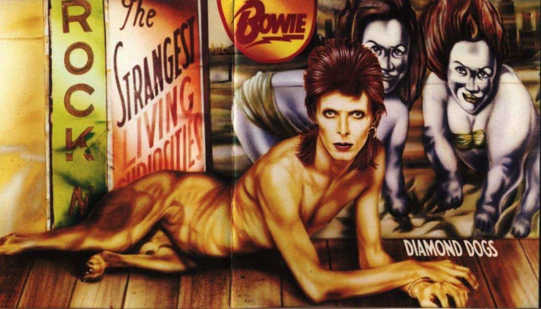 The Thursday Album – DiamondDogs