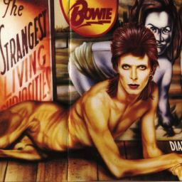 The Thursday Album – Diamond Dogs
