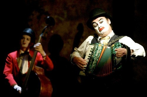 The Sunday Song – Edith Loves Albert by The Tiger Lillies