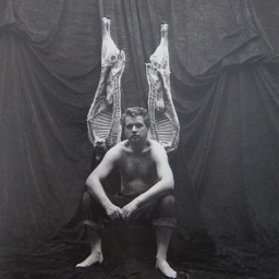 The Wednesday Painting – Triptych-August 1972 by Francis Bacon