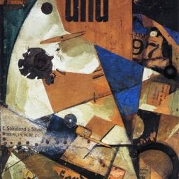 The Wednesday Painting – Das Undbild by Kurt Schwitters