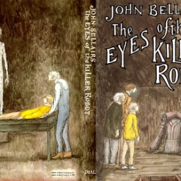John Bellairs and Edward Gorey