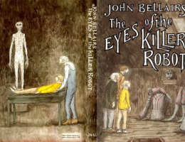 The Eyes of the Killer Robot was published in 1986 by Dial Books for Young Readers.