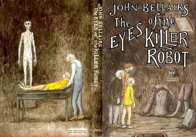 John Bellairs and EdwardGorey