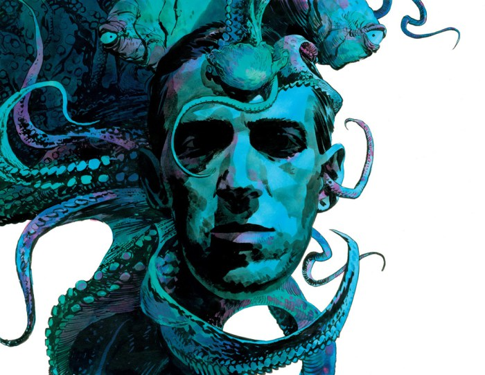 The Ancient Track. A poem by H.P. Lovecraft