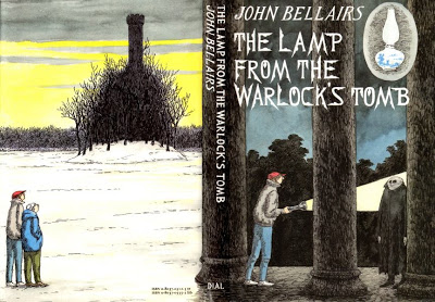 The Lamp from the Warlock's Tomb was published in 1988 by Dial Books for Young Readers.