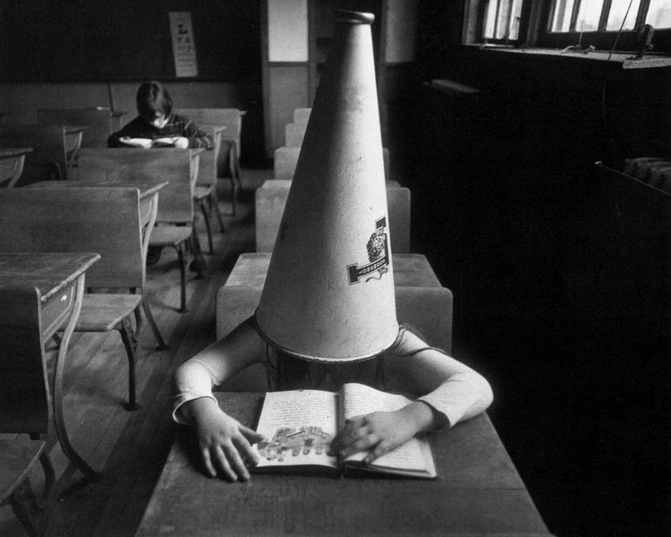 dunce a short story from mike russell's book nothing is strange