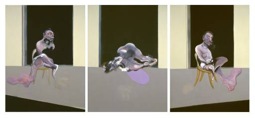 Triptych-August 1972 by Francis Bacon