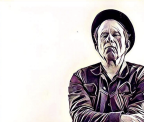 10 Deep-Voiced Quotes from Tom Waits