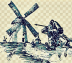 Don Quixote Covers from Around the World