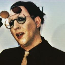 The Thursday Album – Born Villain by Marilyn Manson