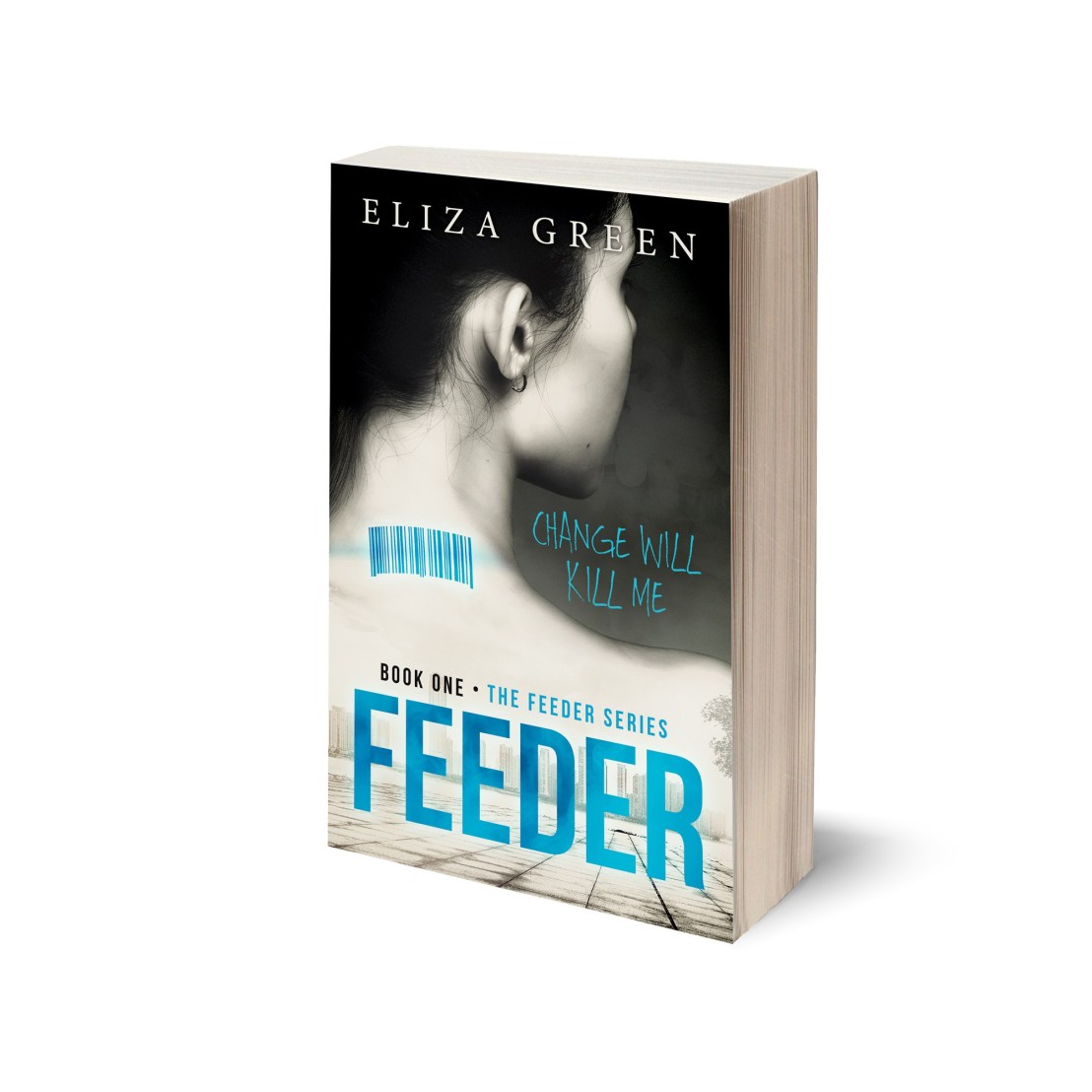 Book Review – Feeder by Eliza Green