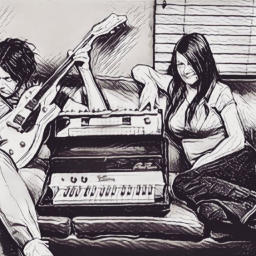 The Sunday Song – The Denial Twist by The White Stripes