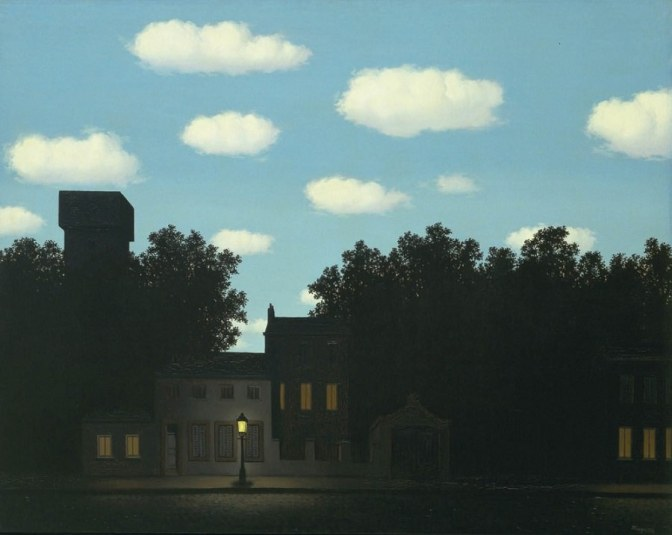 Empire of Light, 1950 by Rene Magritte