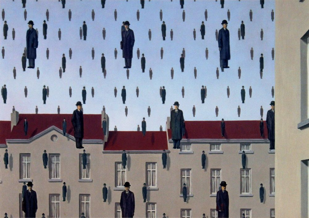 Surreal Words from René Magritte