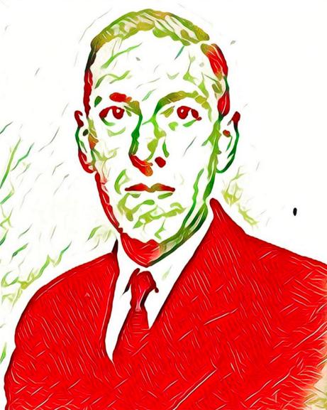 5 Days of Lovecraft – 2: TheAlchemist