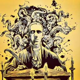 5 Days of Lovecraft – 3: Sweet Ermengarde