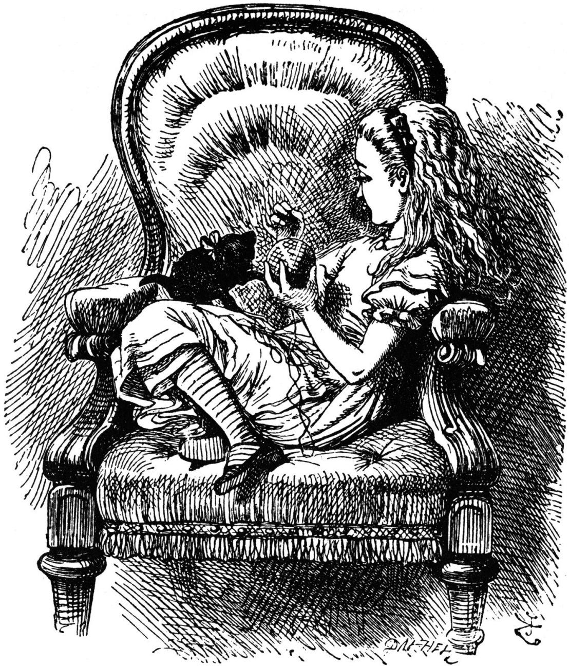Illustrator: John Tenniel(1820-1914)