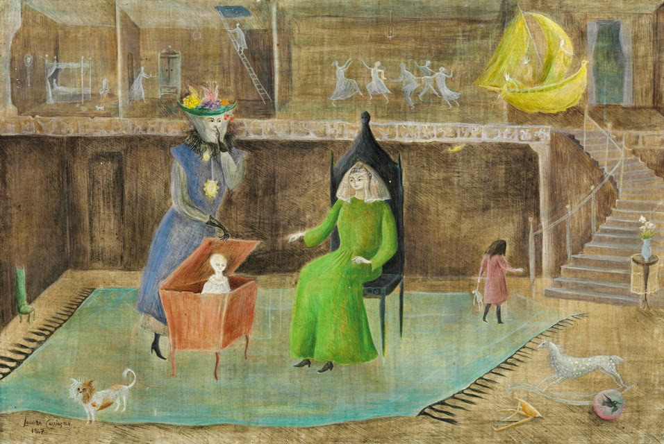 Leonora-Carrington-Neighborly-Advice-1947
