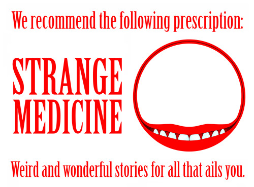 Strange Medicine by Mike Russell