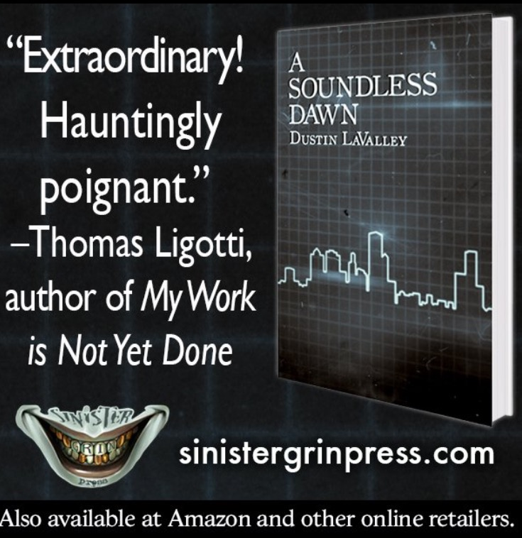Competition! A Soundless Dawn – win a signedcopy!