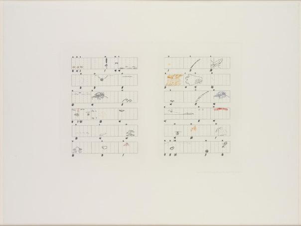 score-without-parts-40-drawings-by-thoreau-twelve-haiku-1978