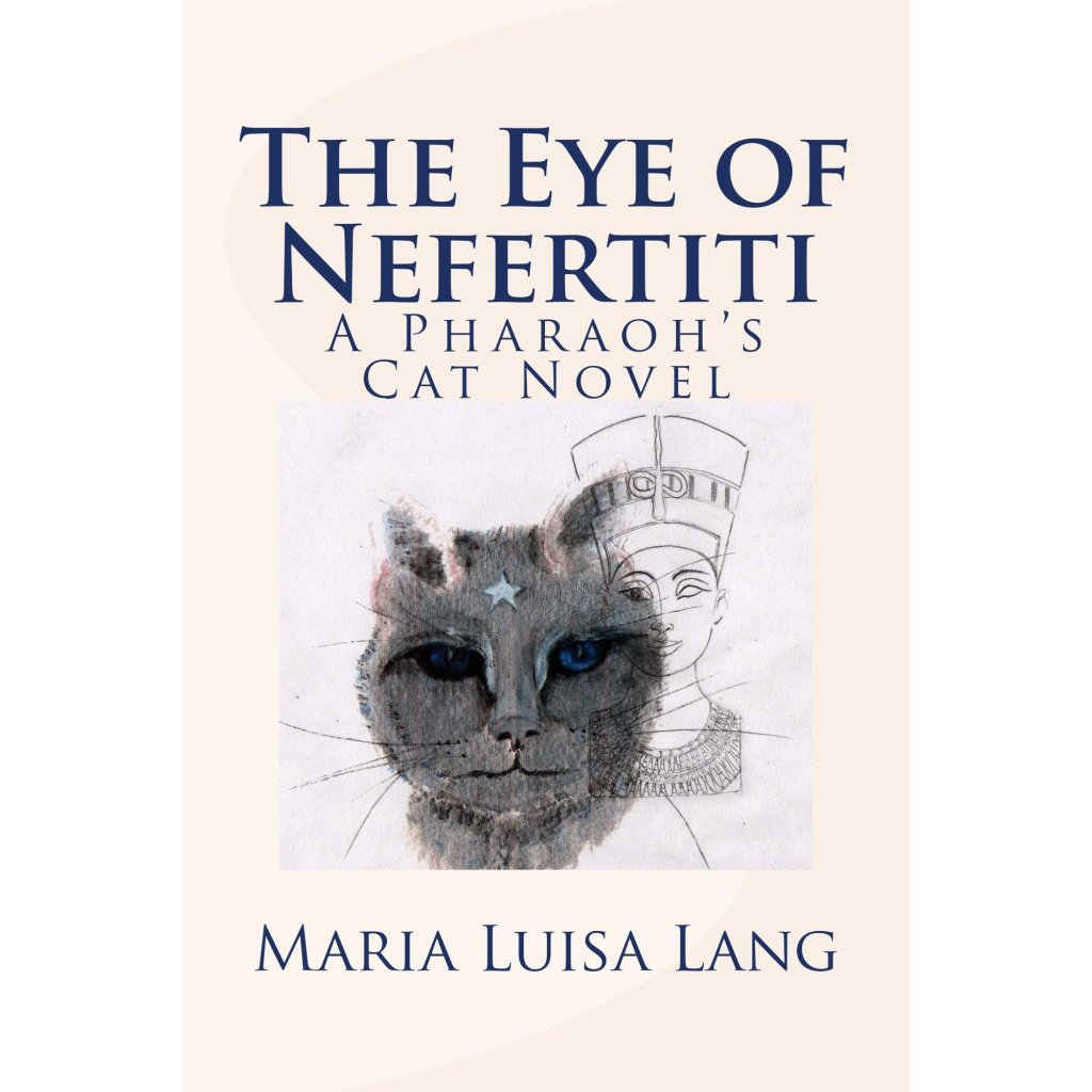 The Eye of Nefertiti by Maria Luisa Lang